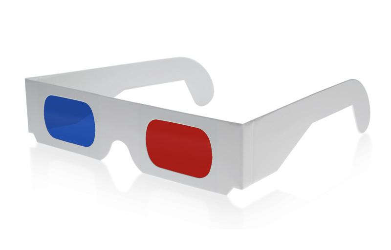 Анаглиф очки 3d