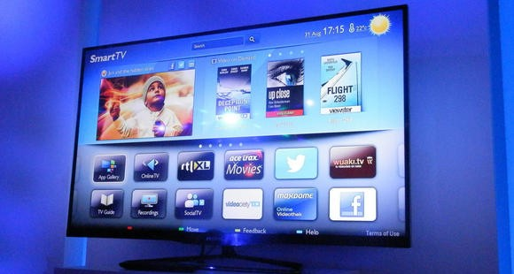 New Philips TV has so much bezel, its ridiculous!